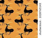 seamless geometrical pattern... | Shutterstock .eps vector #1028765143