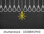 human resource concepts on... | Shutterstock . vector #1028841943
