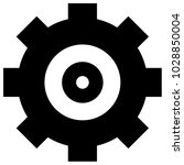 engineman insignia  gear icon | Shutterstock .eps vector #1028850004