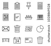flat vector icon set   hotel...