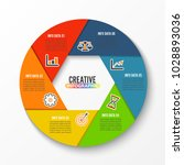 vector infographic design... | Shutterstock .eps vector #1028893036