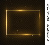 vector glowing magic square... | Shutterstock .eps vector #1028902906
