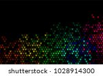dark multicolor  rainbow vector ... | Shutterstock .eps vector #1028914300