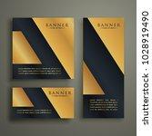 abstract geometric premium... | Shutterstock .eps vector #1028919490