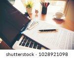 lease   rental agreement... | Shutterstock . vector #1028921098
