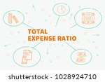 business illustration showing... | Shutterstock . vector #1028924710