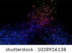 dark multicolor  rainbow vector ... | Shutterstock .eps vector #1028926138
