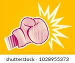 vector vintage poster with...   Shutterstock .eps vector #1028955373