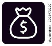 money bag illustration