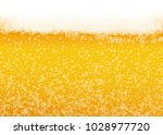 beer background with realistic... | Shutterstock .eps vector #1028977720