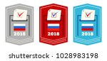 vector set web banners with...   Shutterstock .eps vector #1028983198