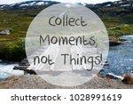 bridge in norway mountains ... | Shutterstock . vector #1028991619