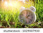 image of spring time change.... | Shutterstock . vector #1029007933