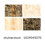 vector illustration of ink... | Shutterstock .eps vector #1029045070