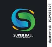synergy for s logo icon vector   Shutterstock .eps vector #1029055624