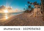 Punta Cana Sunrise Over...