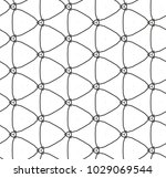 seamless vector pattern in... | Shutterstock .eps vector #1029069544