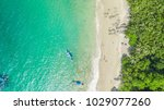 aerial view shooting of phuket... | Shutterstock . vector #1029077260