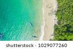 aerial view shooting of phuket... | Shutterstock . vector #1029077260