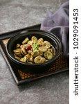 oil bean image | Shutterstock . vector #1029091453