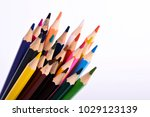 Colorful Pencils Pattern...