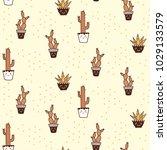 cute pattern for kids  girls... | Shutterstock .eps vector #1029133579