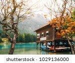 Dobbiaco Lake  Italy   03...