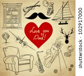 Happy Father\'s Day Background