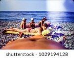 ussr  abkhazia  leselidze...   Shutterstock . vector #1029194128