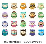 20 Cute And Sweet Owls  Simple...