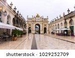 nancy  france   august 4  2015  ... | Shutterstock . vector #1029252709