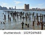 holland tunnel ventilation...   Shutterstock . vector #1029269683