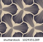 abstract geometric vector... | Shutterstock .eps vector #1029351289