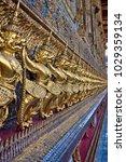 thailand  bangkok  imperial... | Shutterstock . vector #1029359134
