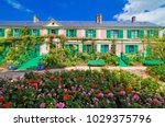 Claude Monet House  Giverny ...