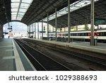 Railway station of Olten - Switzerland