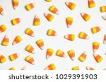 Candy Corn Halloween Candies...