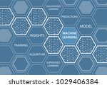 vector background illustration... | Shutterstock .eps vector #1029406384