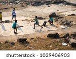 mumbai   india 18 february...   Shutterstock . vector #1029406903