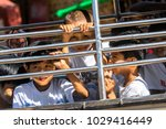 unidentified asian burmese... | Shutterstock . vector #1029416449