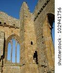Egglestone Abbey Ruins