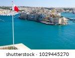 view of l isla peninsula  port... | Shutterstock . vector #1029445270