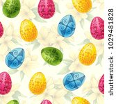 seamless background with...   Shutterstock . vector #1029481828