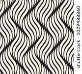 seamless pattern with geometric ... | Shutterstock .eps vector #1029488860