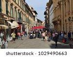 pisa  italy   september 28 ... | Shutterstock . vector #1029490663
