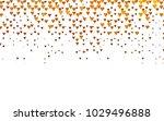 dark orange vector abstract... | Shutterstock .eps vector #1029496888