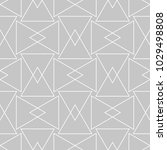 gray and white geometric... | Shutterstock .eps vector #1029498808