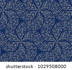 the geometric abstract pattern. ... | Shutterstock . vector #1029508000