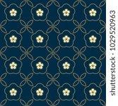 arabesque geometric simple...   Shutterstock .eps vector #1029520963
