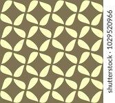geometric simple ornament.... | Shutterstock .eps vector #1029520966